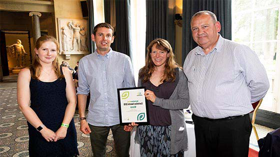 Review horticulture award